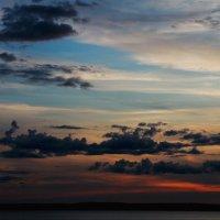 Вечернее небо :: Druma Bassters