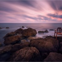 Одинокие камни... :: Александр Кукринов
