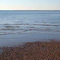 Разные дни у Белого моря. Отпечаток интерференции волн :: Владимир Шибинский