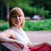 Светлана. Парк Кусково. :: Юлия Лимонова