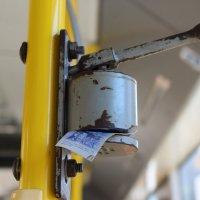 Как в Советском Союзе сейчас в троллейбусах города Ялты!!!!!!!! :: Надежда