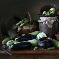 Овощи с грядки :: Карачкова Татьяна