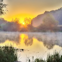 солнце встает... :: юрий иванов