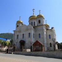 Спасский кафедральный собор. г Пятигорск :: Vladimir 070549