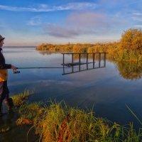На рыбалке...... :: Nikolay Ya.......
