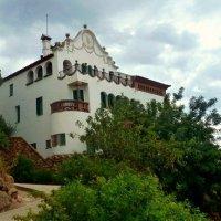 Дом А. Гауди в парке Гуэль. :: Чария Зоя