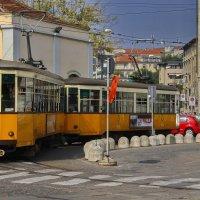 Винтажный трамвай :: M Marikfoto