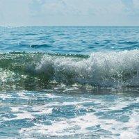 Просто море. ...мир бездонный! :: Александр Заварухин