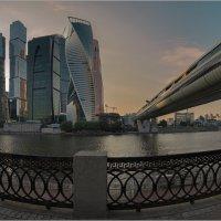 Москва-Сити. :: Владимир Елкин