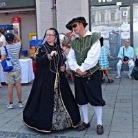 На празнике города Аугсбурга :: Galina Dzubina