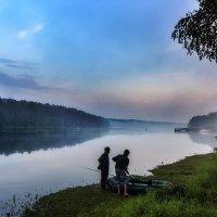 На вечернюю рыбалку :: Анатолий Иргл