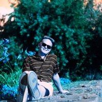 Другой портрет юноши :: Евгений Золотаев