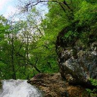 Водопад ручья Руфабго :: Игорь Сикорский