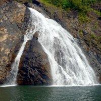 Молочный водопад. :: Чария Зоя