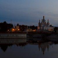 Вечер. :: Владимир Фисенко