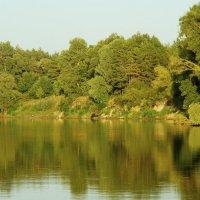 Очаровательные пейзажи августа зачарованной десны ... :: Игорь Малахов