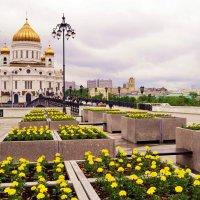 На Патриаршьем мосту :: Владимир Болдырев