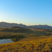 Вид на Солнечную Долину :: Богдан Погадаев