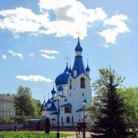 Церковь Рождества Христова на Средней Рогатке :: Николай