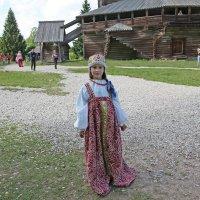В русском костюме :: Наталья
