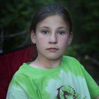 Портрет девочки (2) :: Анатолий Бастунский