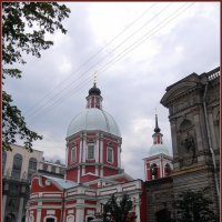 Пантелеймоновская церковь :: vadim