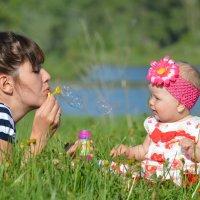 Дочки-матери :: Ирина Артемова