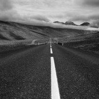 Исландия из окна автомобиля... :: Олег Неугодников