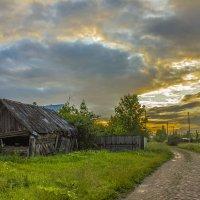 Домик в деревне :: Антон Бердников