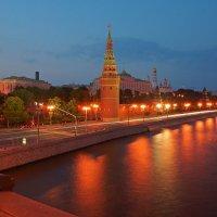 Вечерний Кремль :: Alex