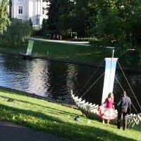 Лето 2015 г.  в Риге :: imants_leopolds žīgurs