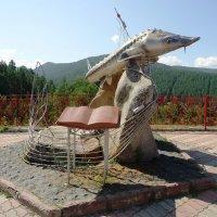 Царь-рыба :: Лариса Рогова