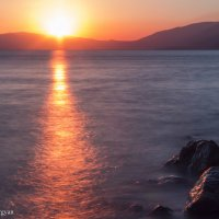Sevan Sunset :: Mikayel Gevorgyan