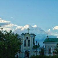 Католическая церковь в Томске. :: Вячеслав Ирисов