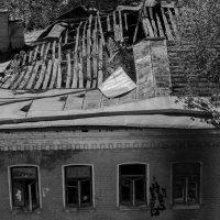 крыша едет - дом стоит :: Svetlana AS