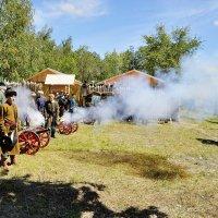 Артиллеристы, Грозный дал приказ! :: Валерий Кабаков