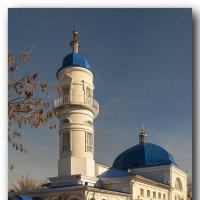 Белая мечеть :: Игорь Кузьмин