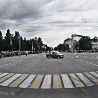 скоростной дрифт 2015 :: Анастасия Токарева
