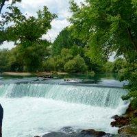 Водопад Манавгат. :: Чария Зоя