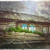 Ветхий домик :: Anastasiya Ageeva