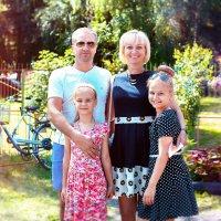 Наша дружная семья :: Михаил Турбачкин