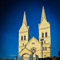 Костел Сердца Иисуса в Слободке :: Nonna
