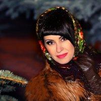 зимой :: Елена Лабанова