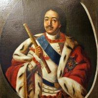 Портрет императора Петра1 :: Nikolay Monahov