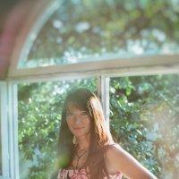 солнечный полдень на даче :: Эльмира Суворова