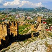 Город-крепость Судак :: Роман Величко