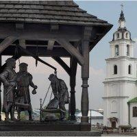 Прогулка по Минску :: Борис Борисенко