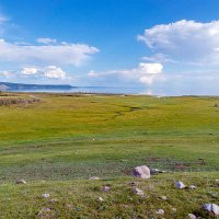 Озеро Хубсугул Монголия. :: Сергей Сергеев