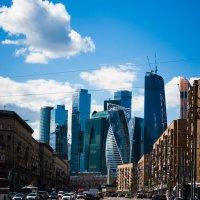 Moscow City :: Ivan Sekretov