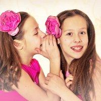 Сестрёнки! :: Надежда Подчупова